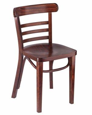eleven 05 side chair in walnut