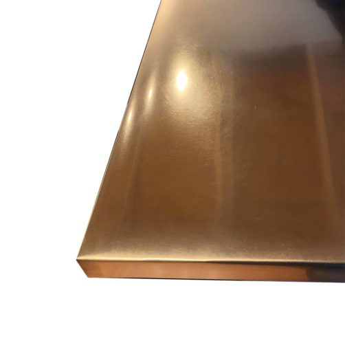 custom brass table top