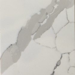 bianco calcutta quartz color swatch